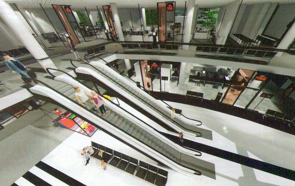 Nové klientske centrum Europalace Žilina, foto 7