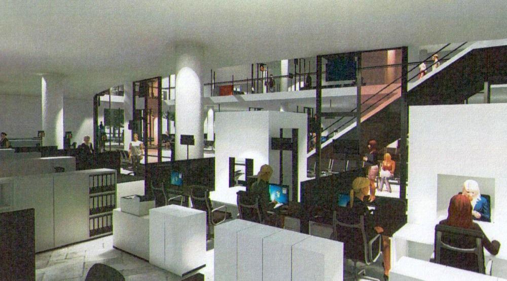 Nové klientske centrum Europalace Žilina, foto 9