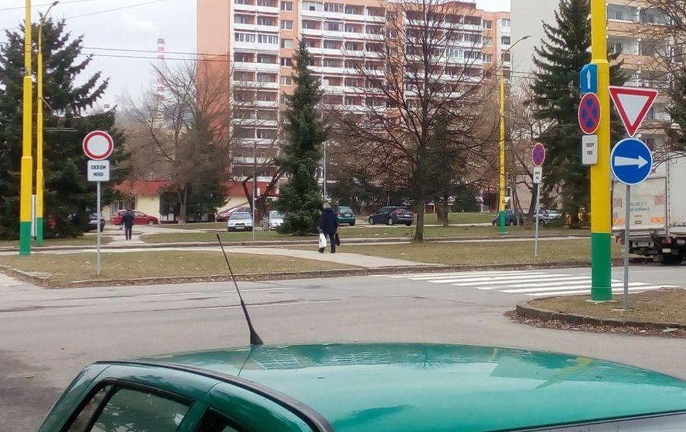 Nové zákazové značky na ulici Matice Slovenskej, foto 3