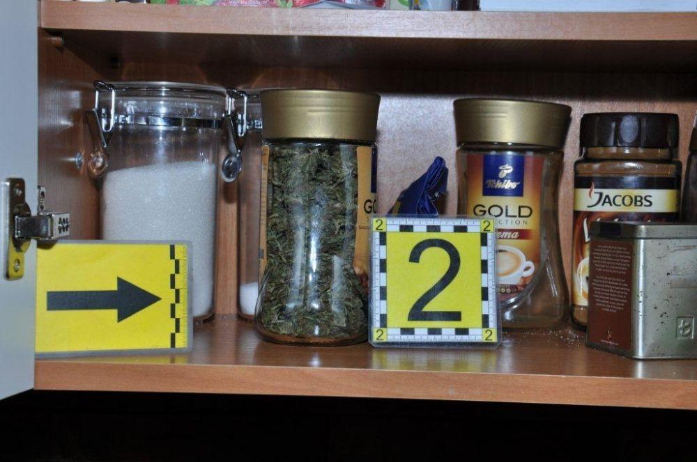 Marihuana a pervitín u mladíka v Turčianskych Tepliciach, foto 3