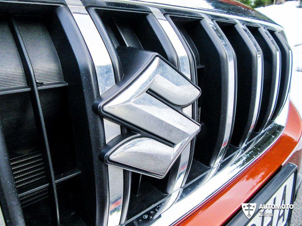 Redakčný test Suzuki SX4 S-Cross, foto 4