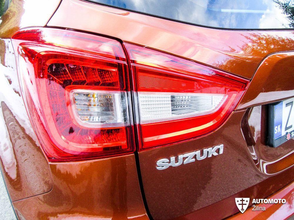 Redakčný test Suzuki SX4 S-Cross, foto 8
