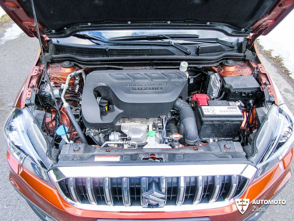 Redakčný test Suzuki SX4 S-Cross, foto 12