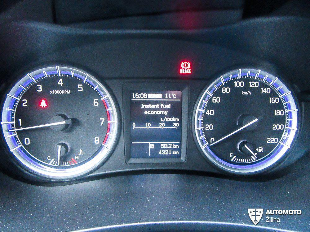 Redakčný test Suzuki SX4 S-Cross, foto 33