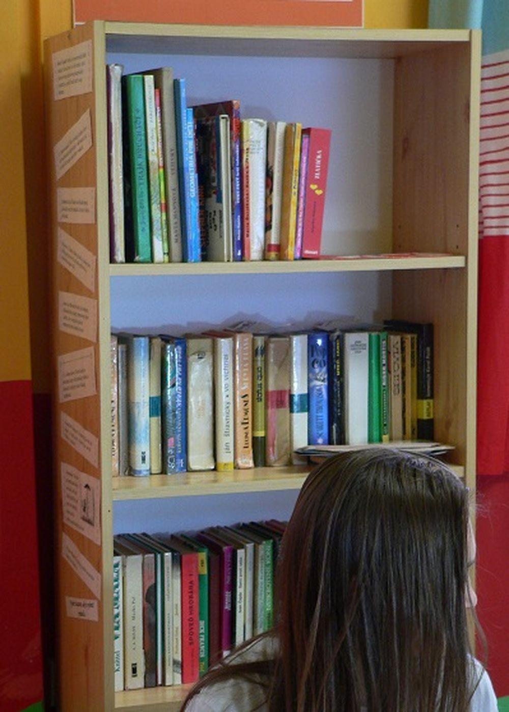 Na pediatrickom oddelení FNsP Žilina pribudli nové knihy, foto 4