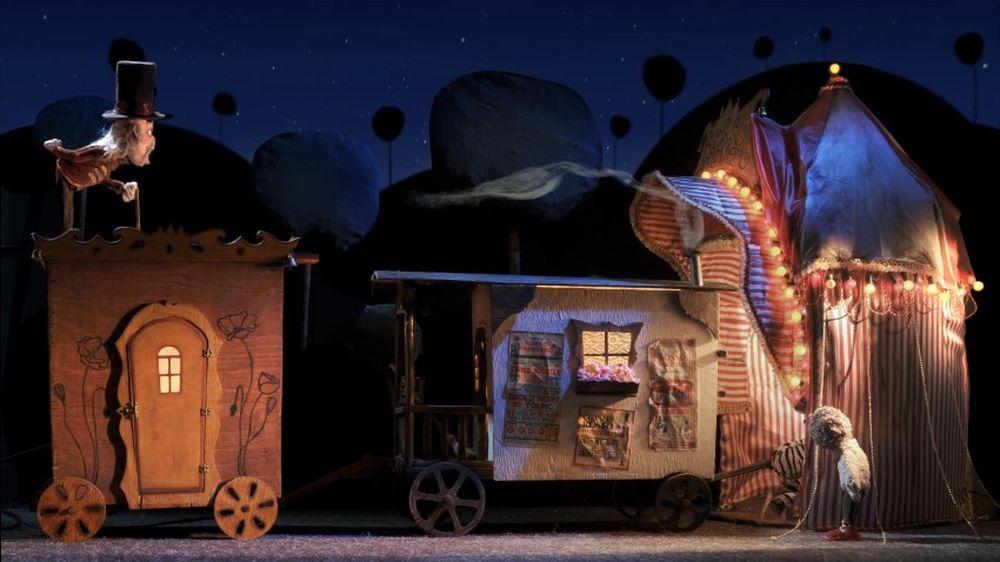 Úspech animovaného filmu Rosso Papavero , foto 8