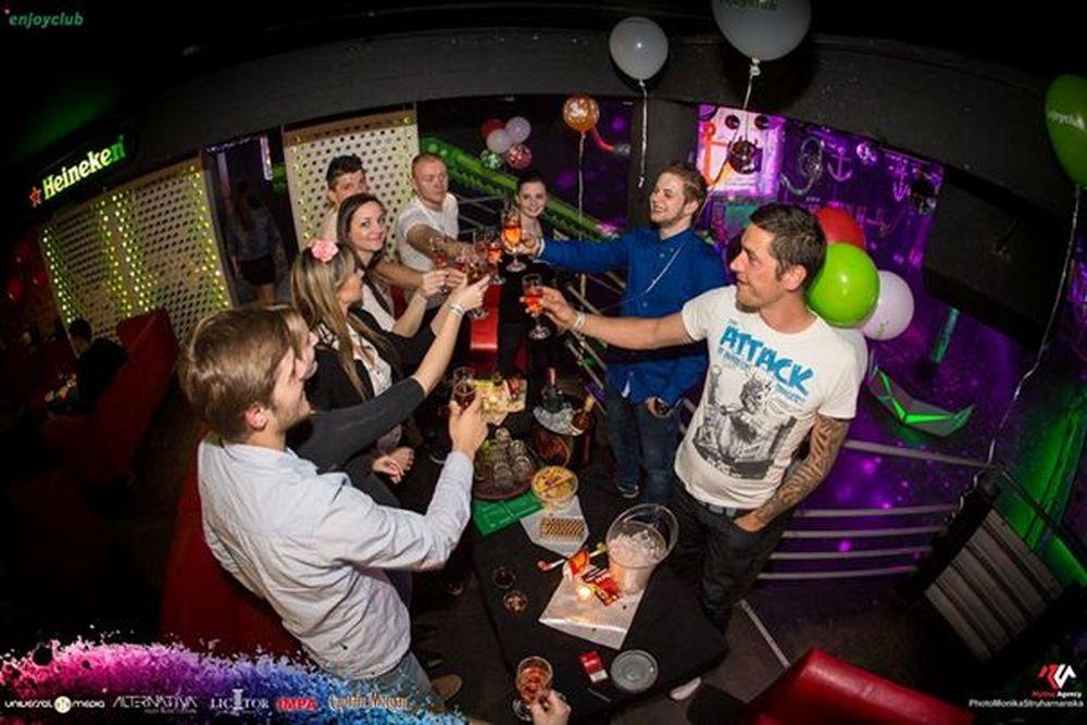 Pozvánka na oslavu 4-tých narodenín v žilinskom enjoyclube, foto 3