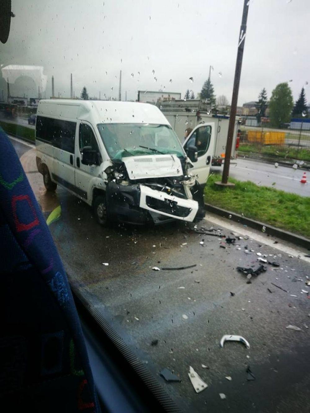 Dopravná situácia v Žiline - 18.4.2017, foto 2