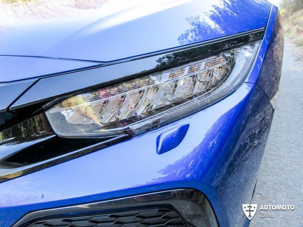 Redakčný test Honda Civic, foto 5