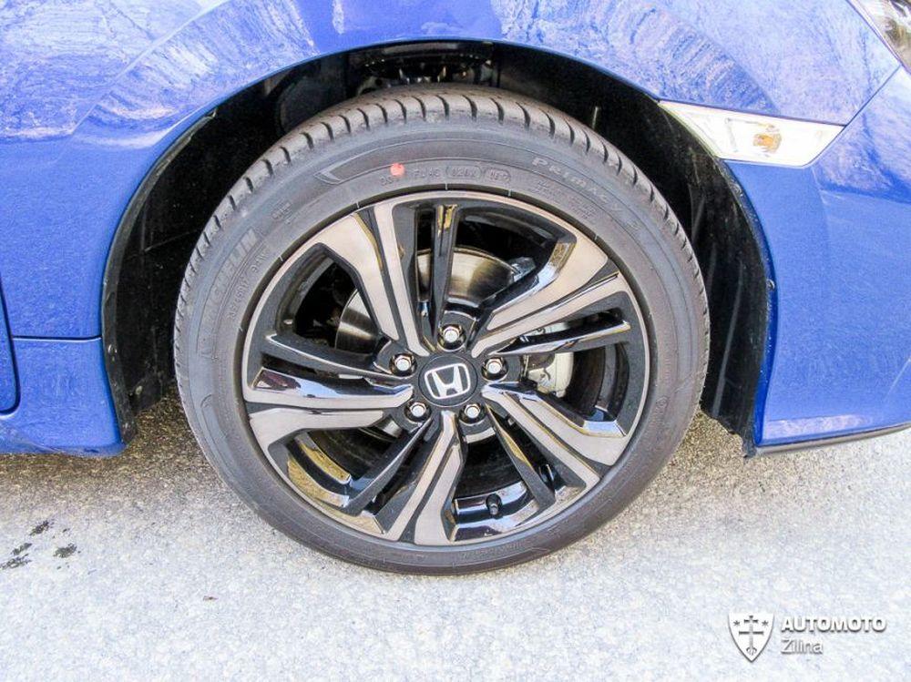 Redakčný test Honda Civic, foto 9