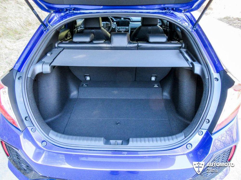 Redakčný test Honda Civic, foto 15
