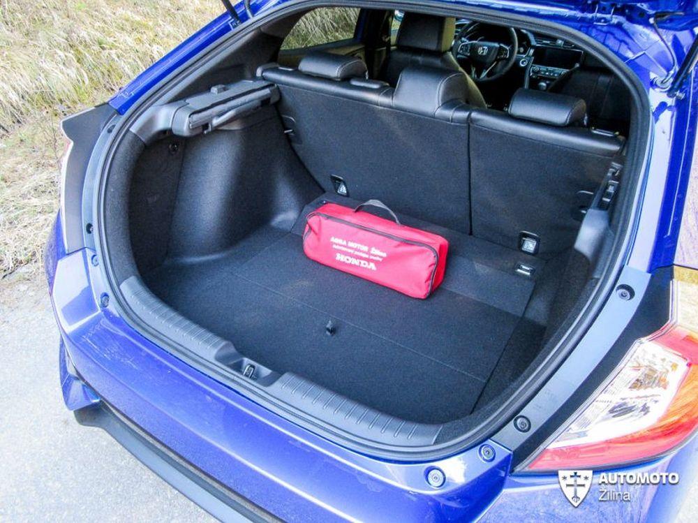 Redakčný test Honda Civic, foto 19