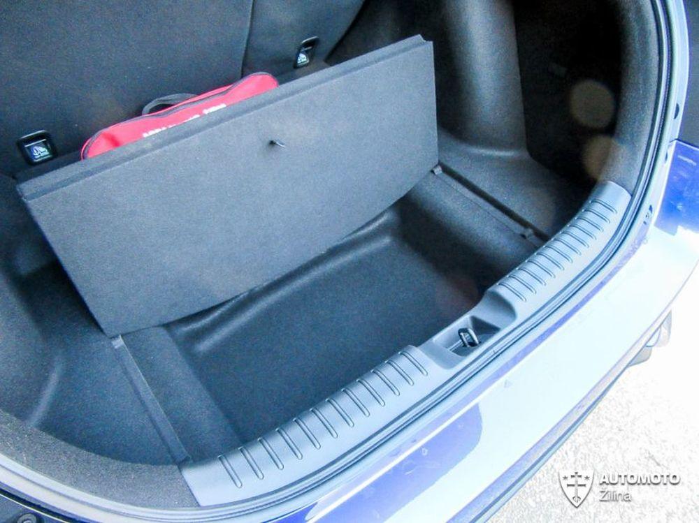 Redakčný test Honda Civic, foto 20