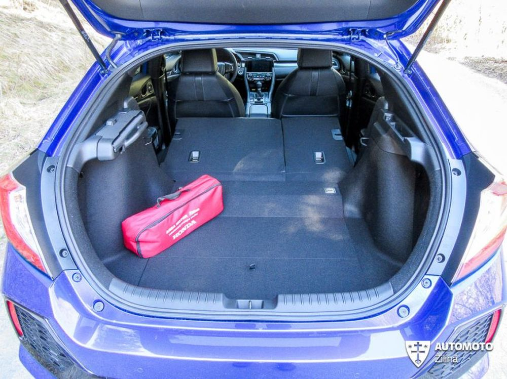 Redakčný test Honda Civic, foto 22
