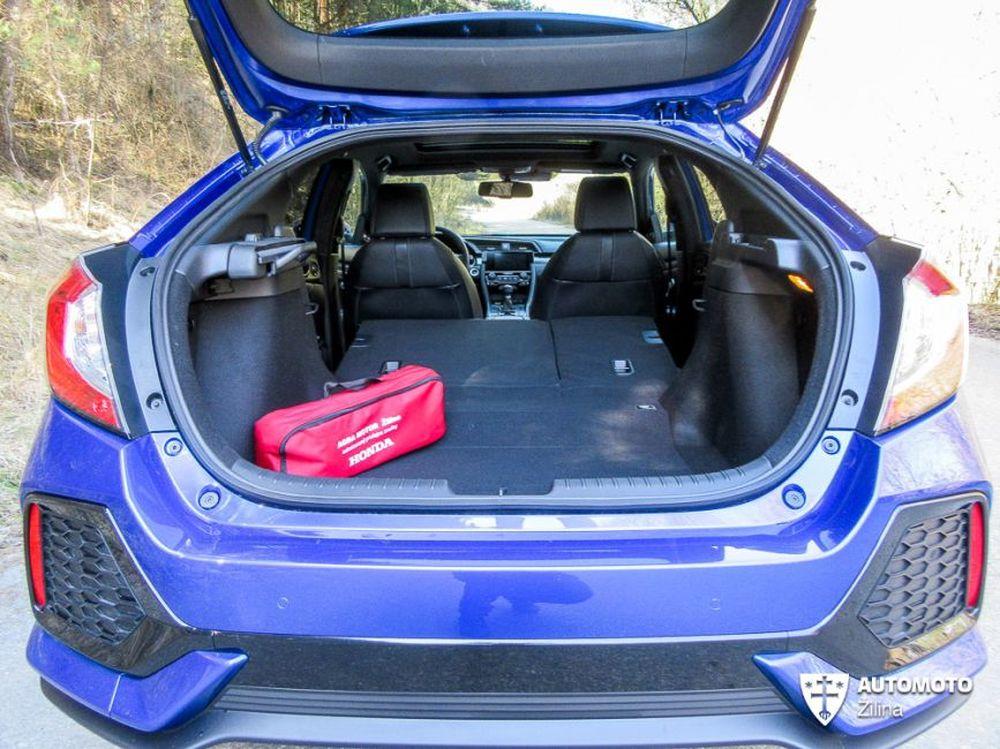 Redakčný test Honda Civic, foto 23