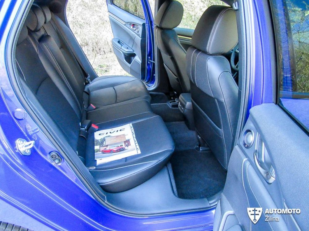 Redakčný test Honda Civic, foto 24