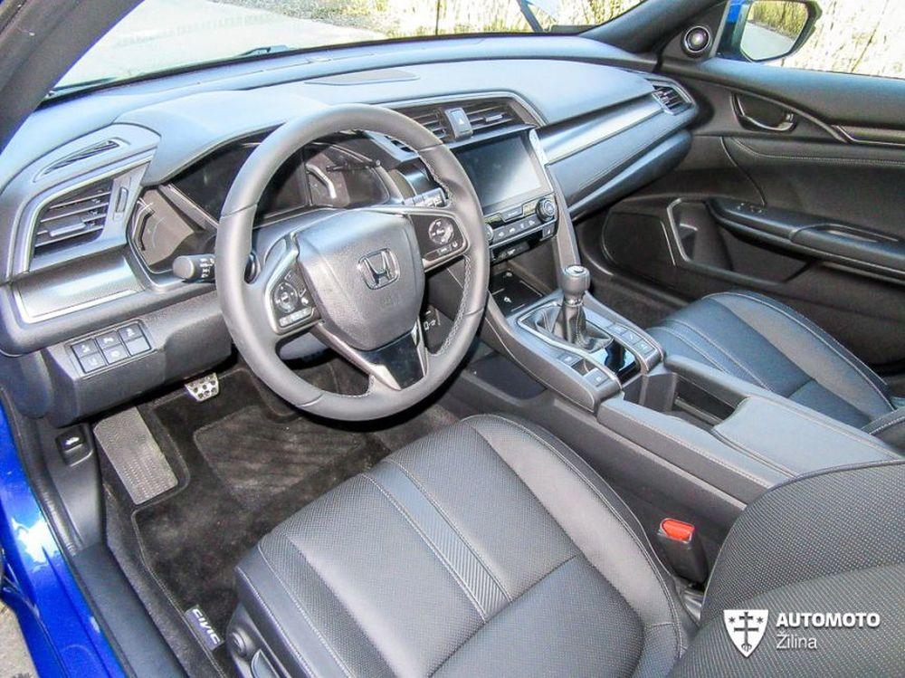 Redakčný test Honda Civic, foto 27