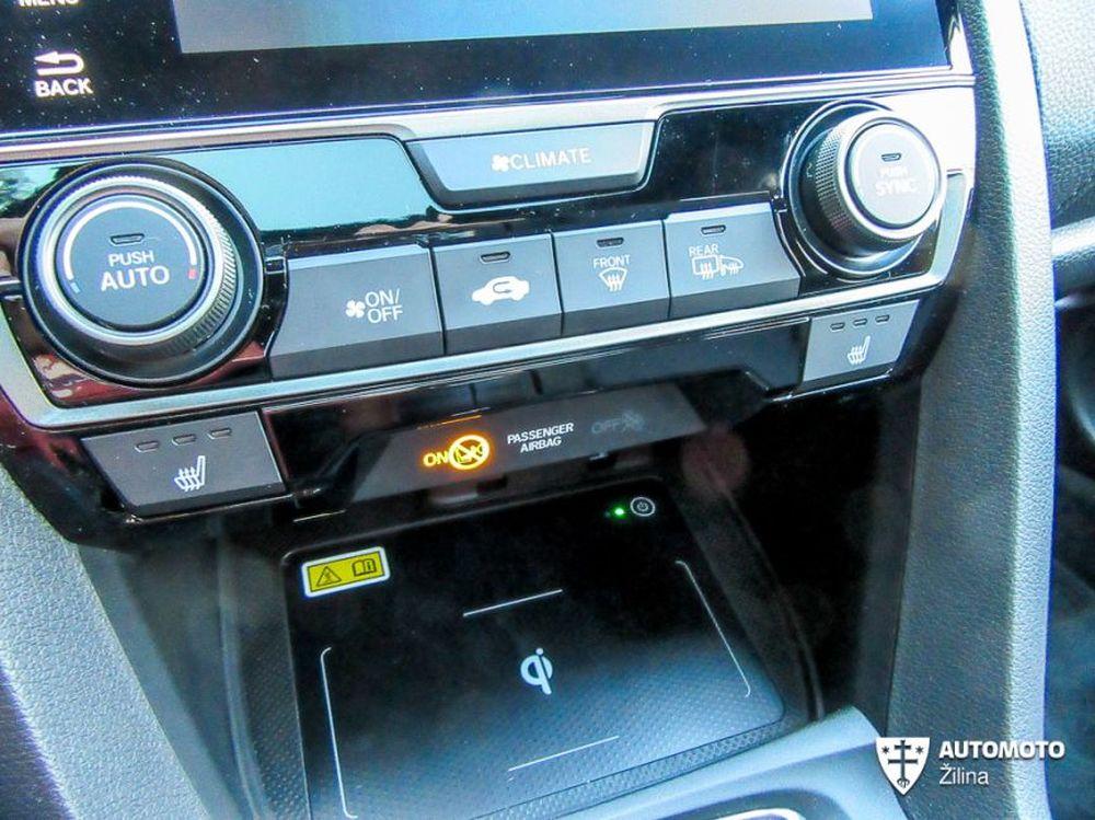 Redakčný test Honda Civic, foto 33