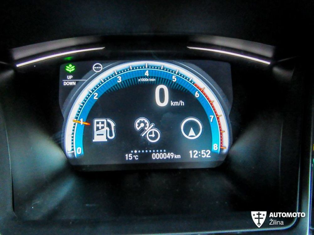 Redakčný test Honda Civic, foto 38