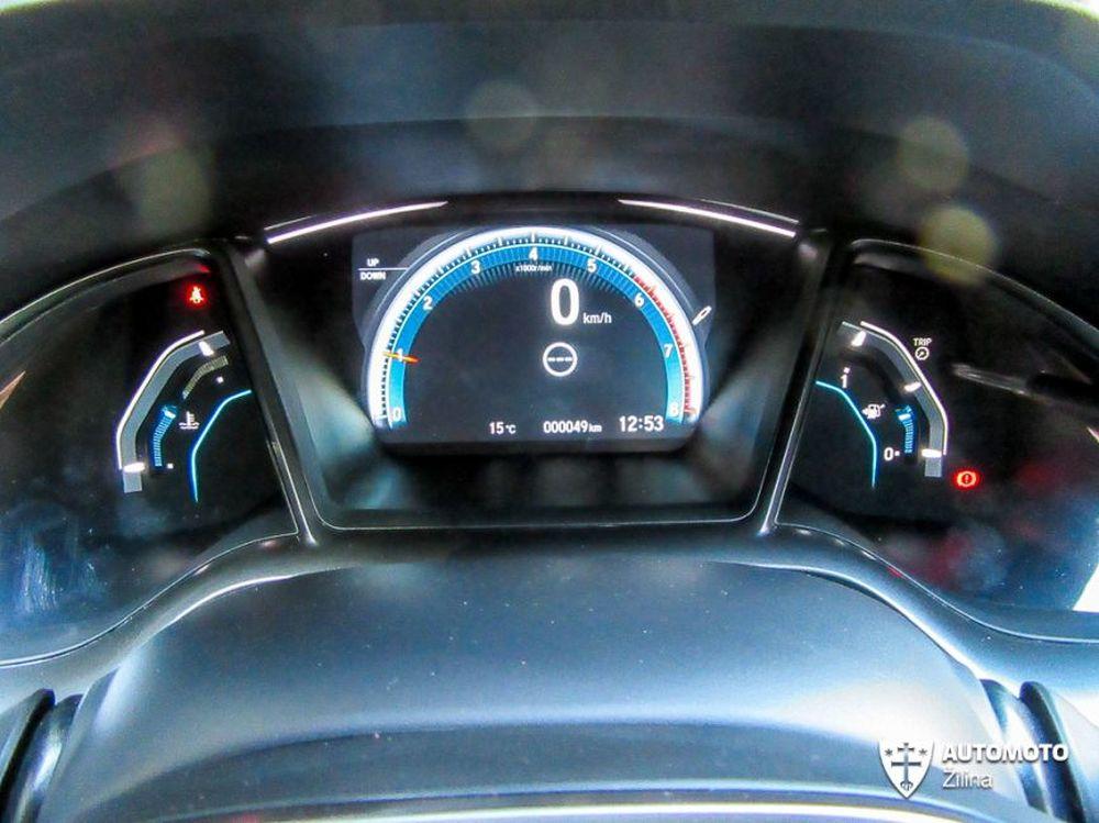 Redakčný test Honda Civic, foto 40