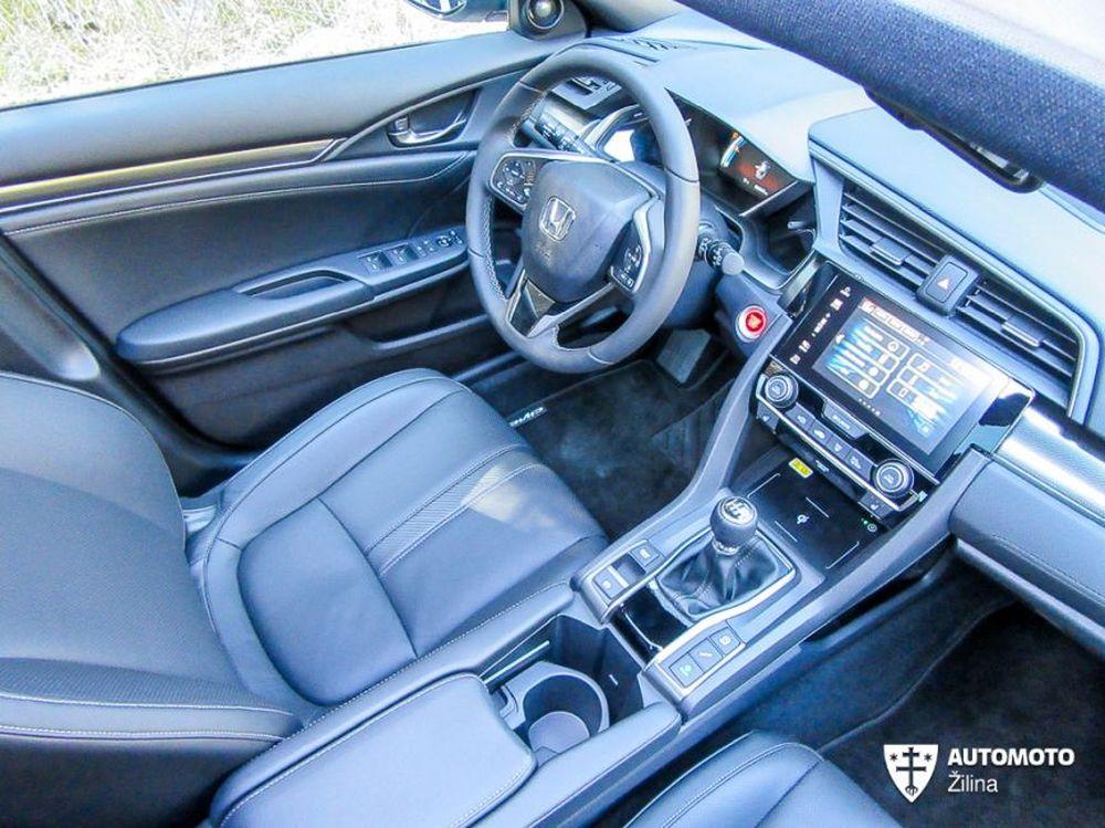 Redakčný test Honda Civic, foto 43