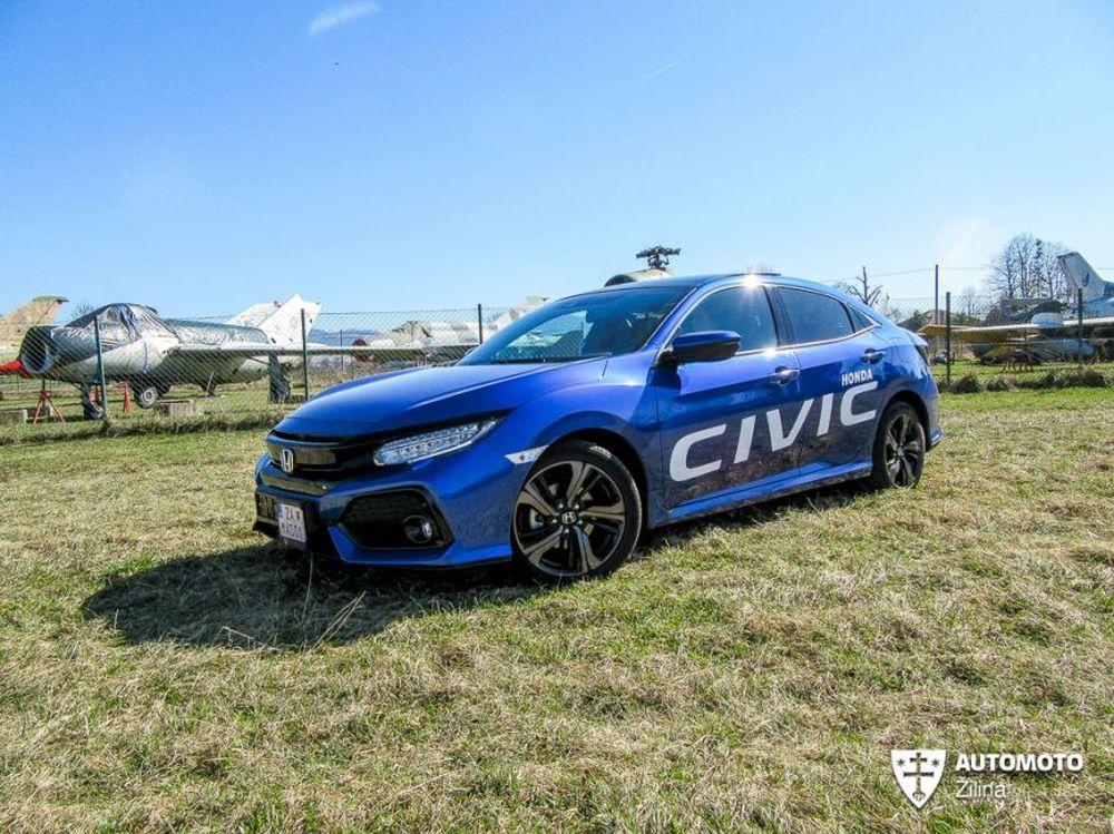 Redakčný test Honda Civic, foto 48