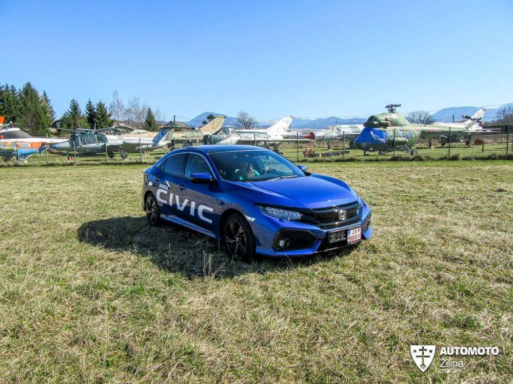 Redakčný test Honda Civic, foto 49