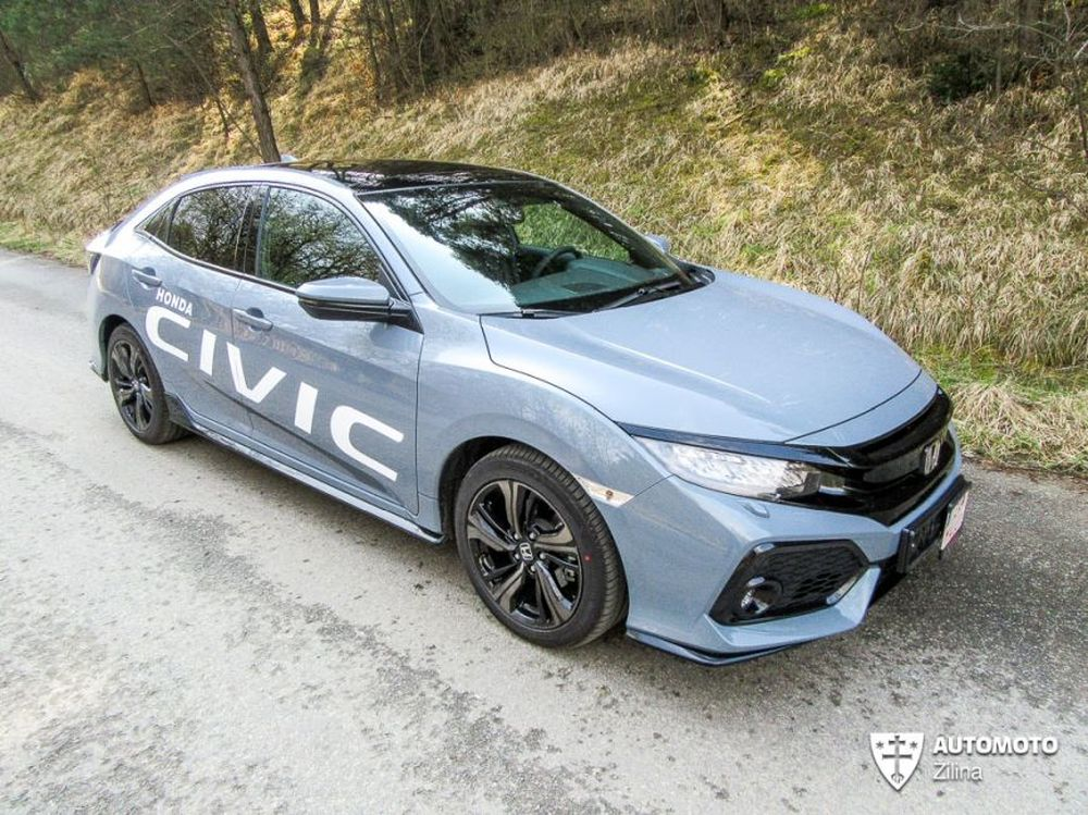 Redakčný test Honda Civic, foto 56