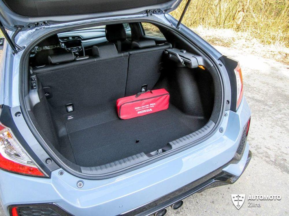 Redakčný test Honda Civic, foto 64