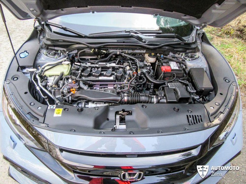 Redakčný test Honda Civic, foto 69