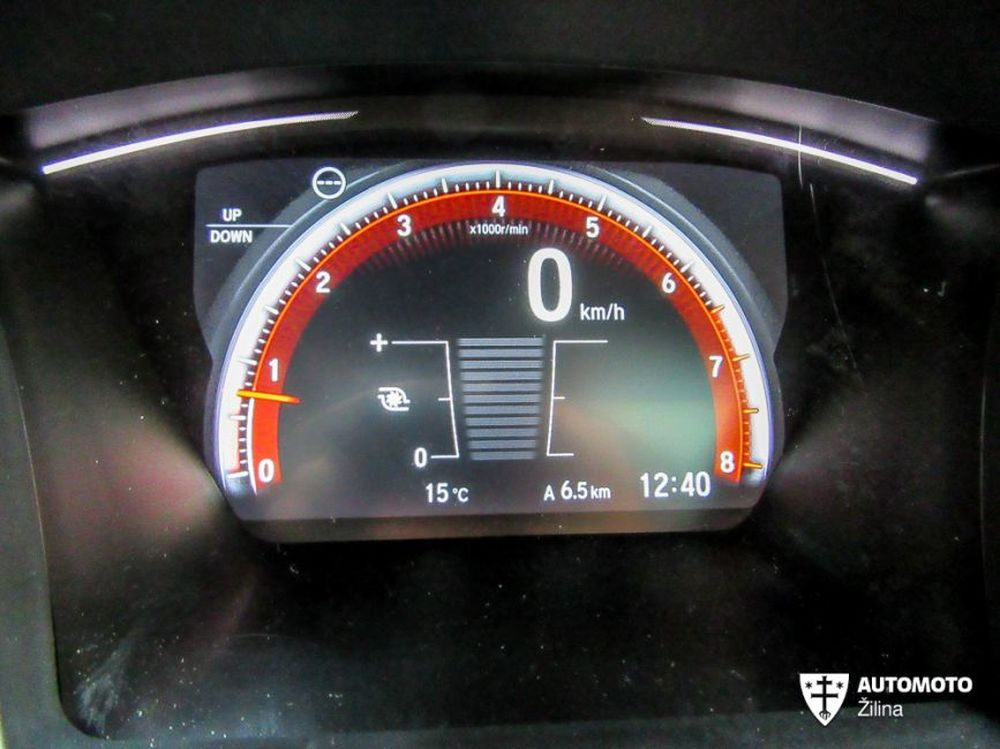 Redakčný test Honda Civic, foto 75