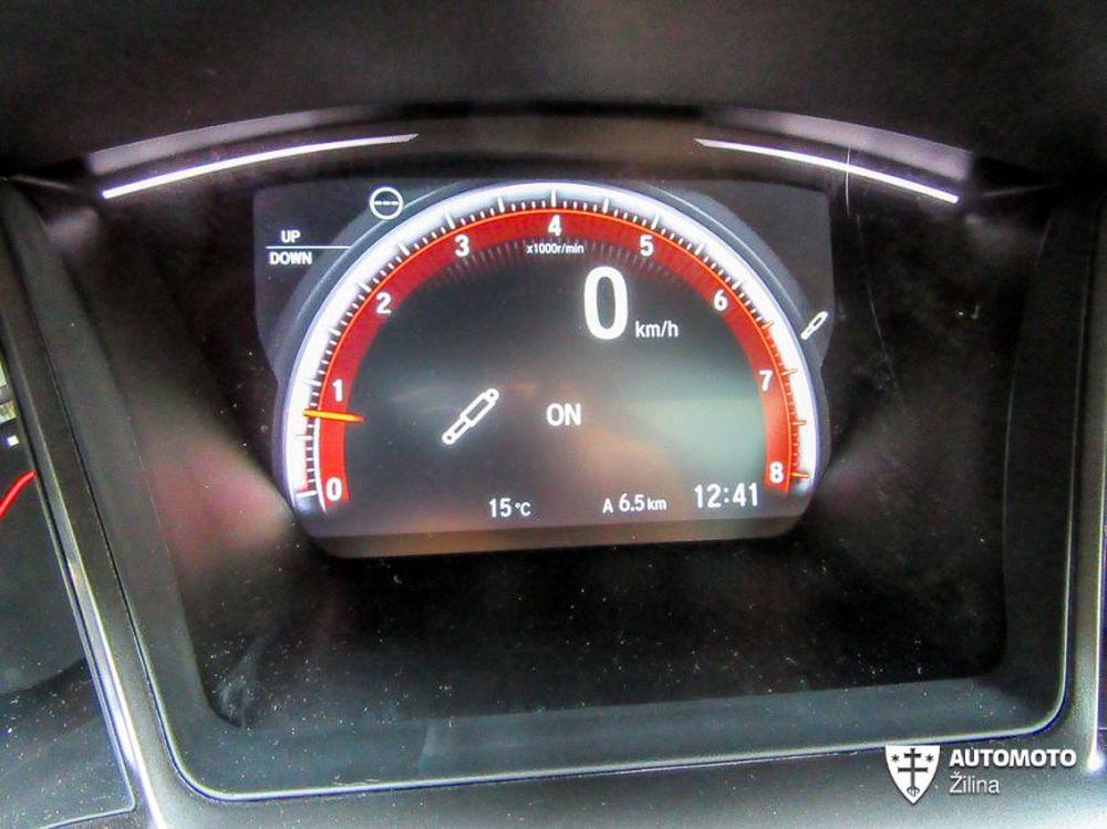 Redakčný test Honda Civic, foto 77