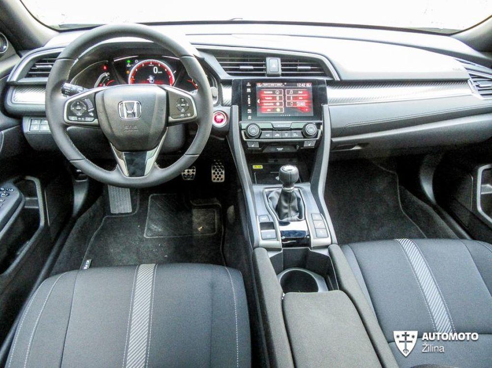 Redakčný test Honda Civic, foto 79