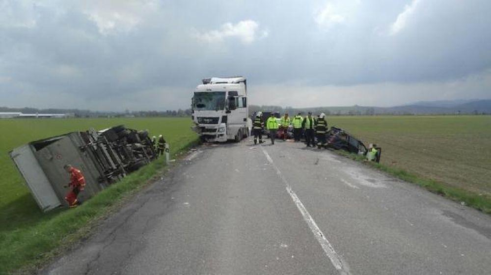 Nehoda Ležiachov - Turčiansky Ďur 2.5.2017, foto 3