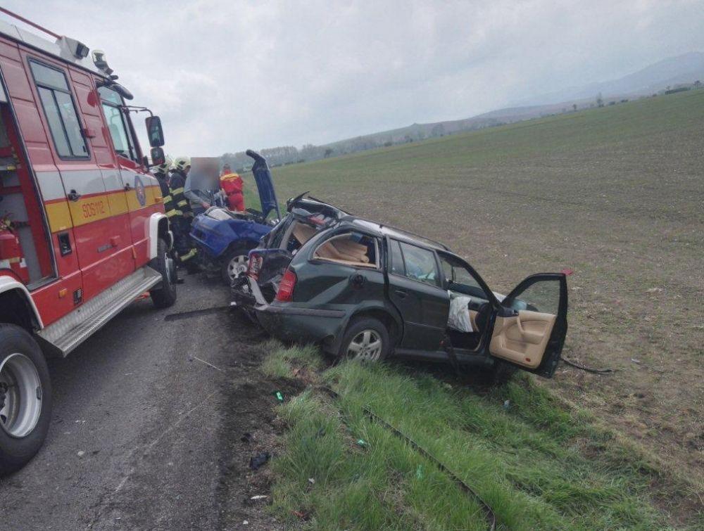 Nehoda Ležiachov - Turčiansky Ďur 2.5.2017, foto 4