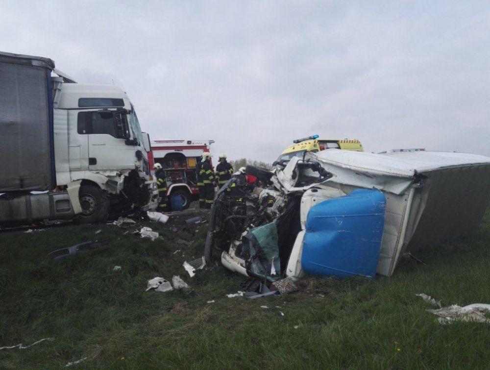 Nehoda Ležiachov - Turčiansky Ďur 2.5.2017, foto 5