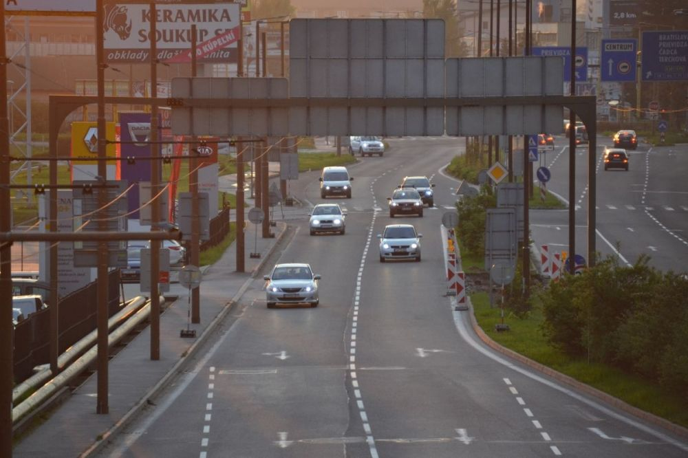 Práce na Košickej ulici v Žiline, foto 3