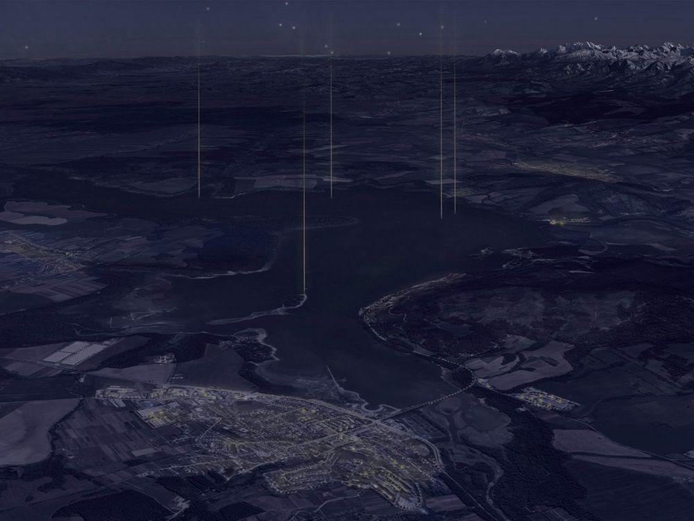Architektonická súťaž Monument Oravskej priehady - súťažné návrhy, foto 1