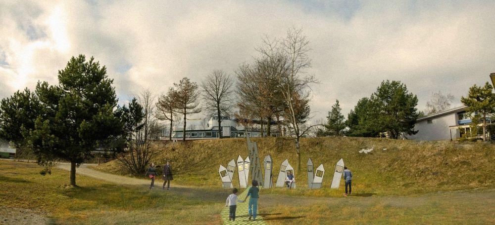 Architektonická súťaž Monument Oravskej priehady - súťažné návrhy, foto 4