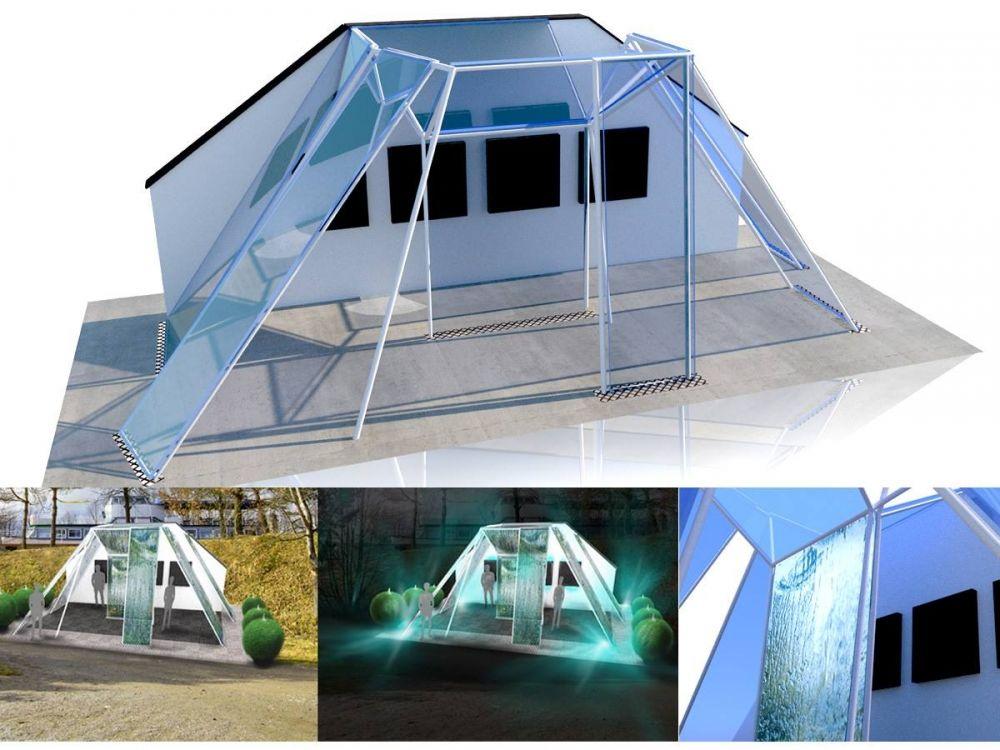 Architektonická súťaž Monument Oravskej priehady - súťažné návrhy, foto 12