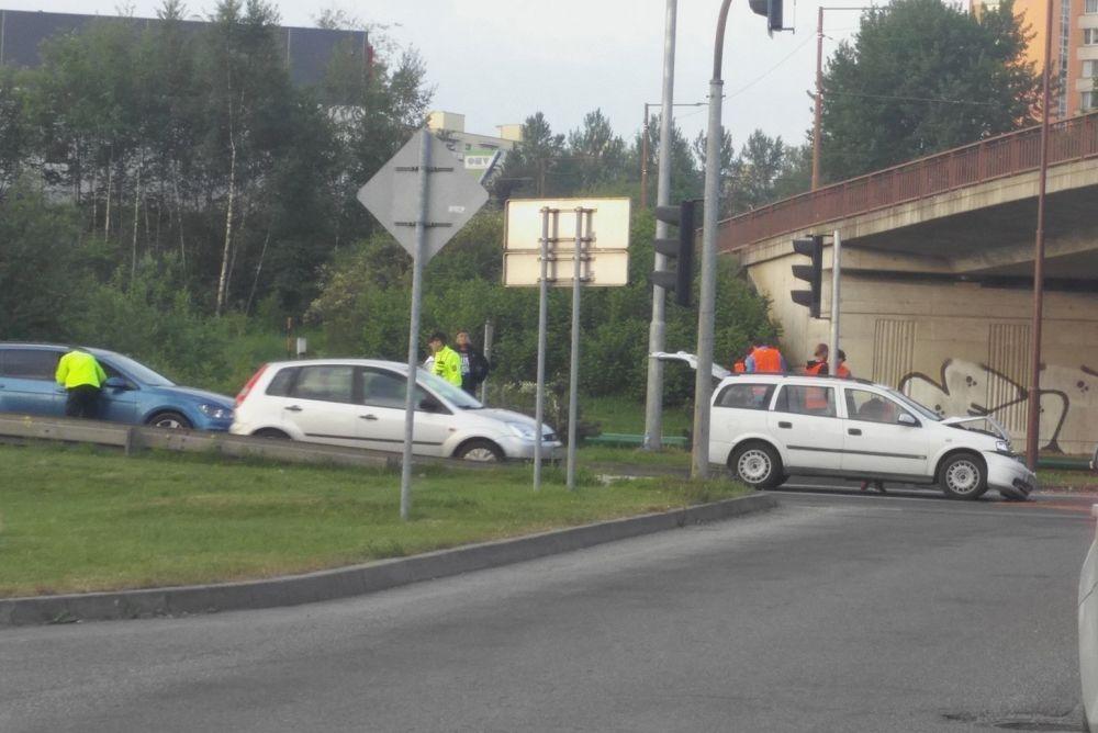 Dopravná situácia v Žiline - 23.5.2017, foto 1