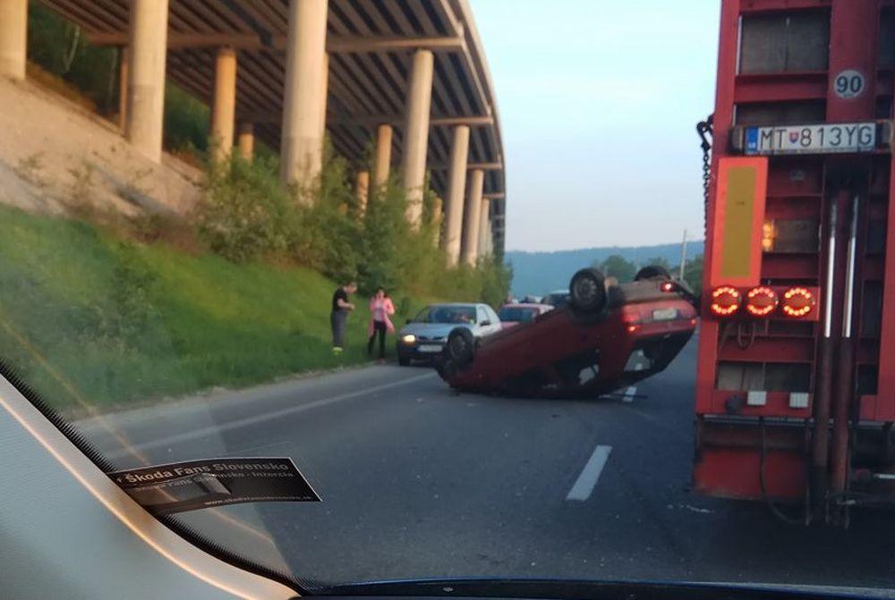 Dopravná situácia v Žiline - 23.5.2017, foto 3