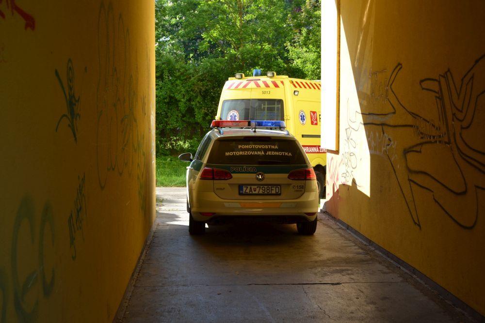 Vlčince, ulica Tulská: muž spáchal samovraždu, jeho matku dobodali, foto 3