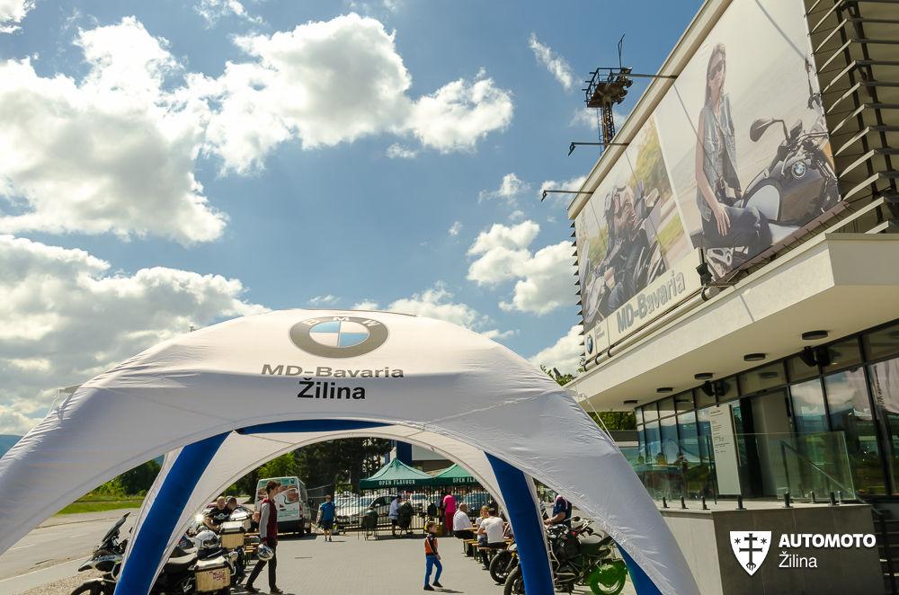 Otvorenie showroomu motocyklov BMW Motorrad v Žiline - MD-Bavaria, foto 1