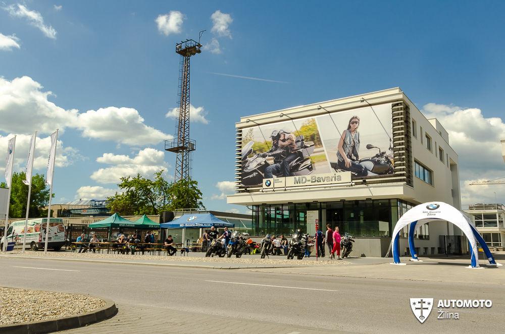 Otvorenie showroomu motocyklov BMW Motorrad v Žiline - MD-Bavaria, foto 2