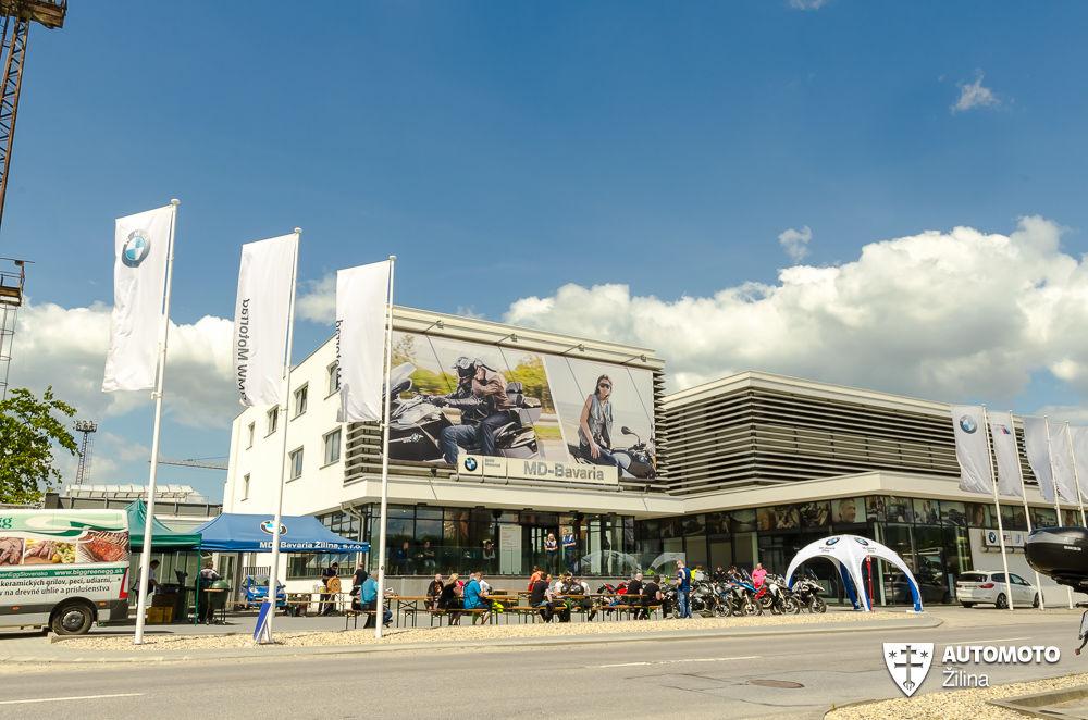 Otvorenie showroomu motocyklov BMW Motorrad v Žiline - MD-Bavaria, foto 3