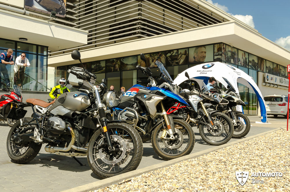 Otvorenie showroomu motocyklov BMW Motorrad v Žiline - MD-Bavaria, foto 5