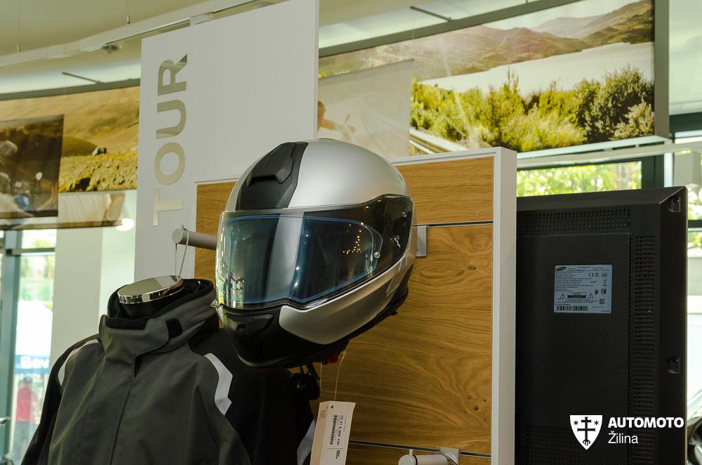 Otvorenie showroomu motocyklov BMW Motorrad v Žiline - MD-Bavaria, foto 13