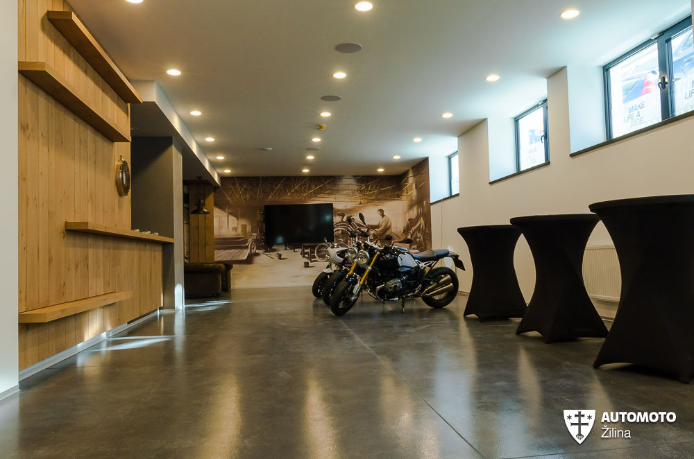 Otvorenie showroomu motocyklov BMW Motorrad v Žiline - MD-Bavaria, foto 17