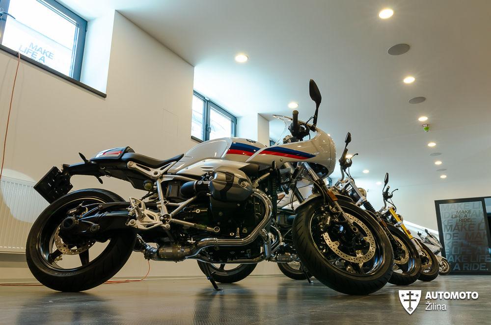 Otvorenie showroomu motocyklov BMW Motorrad v Žiline - MD-Bavaria, foto 20